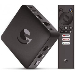 Android tv box engel - android 9.0 - 2gb ram - 8gb...