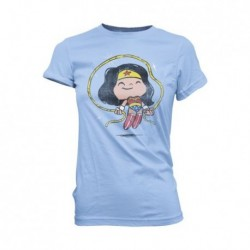 Camiseta funko pop super cute tee dc wonder woman ...